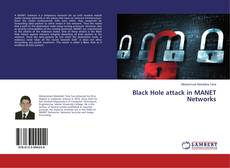 Bookcover of Black Hole attack in MANET Networks
