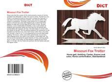 Couverture de Missouri Fox Trotter
