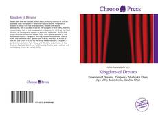 Portada del libro de Kingdom of Dreams
