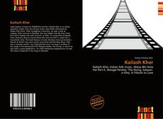 Bookcover of Kailash Kher