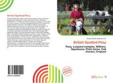 British Spotted Pony kitap kapağı