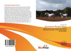 Capa do livro de Canadian Rustic Pony