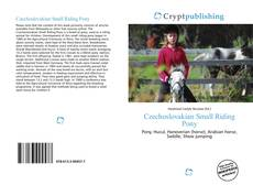 Capa do livro de Czechoslovakian Small Riding Pony