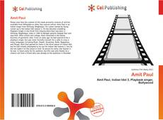 Bookcover of Amit Paul