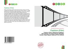 Bookcover of Fashion (Film)