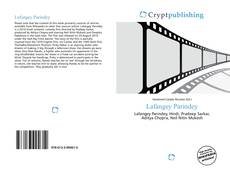 Bookcover of Lafangey Parindey