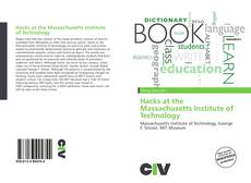 Buchcover von Hacks at the Massachusetts Institute of Technology
