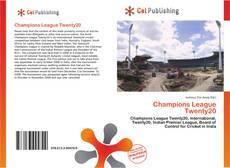 Bookcover of Champions League Twenty20