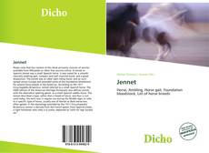 Bookcover of Jennet