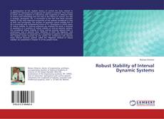 Portada del libro de Robust Stability of Interval Dynamic Systems
