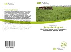 Bookcover of Karacabey (Horse)