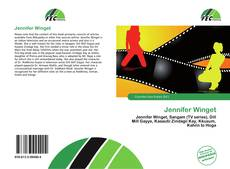Bookcover of Jennifer Winget