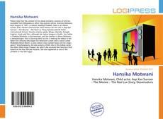 Couverture de Hansika Motwani