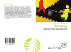 Bookcover of Mona Singh