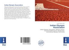 Bookcover of Indian Olympic Association