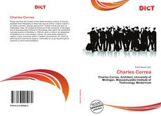 Bookcover of Charles Correa