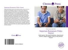 Bookcover of Imperium Romanum (Video Game)