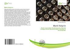 Bookcover of Mark Helprin