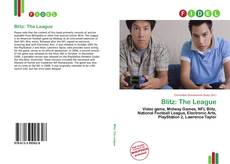 Capa do livro de Blitz: The League