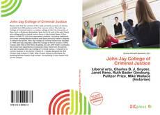 Capa do livro de John Jay College of Criminal Justice