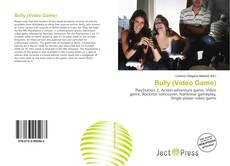 Capa do livro de Bully (Video Game)