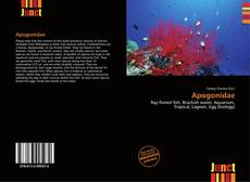 Bookcover of Apogonidae