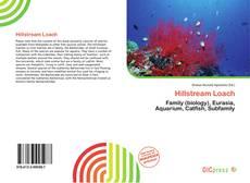 Buchcover von Hillstream Loach