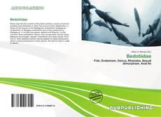Bookcover of Bedotiidae