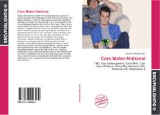 Bookcover of Cars Mater-National