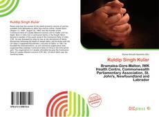 Buchcover von Kuldip Singh Kular