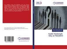 Farklı Yönleriyle Göç ve Yönetimi kitap kapağı