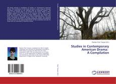 Borítókép a  Studies in Contemporary American Drama: A Compilation - hoz