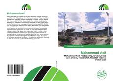 Bookcover of Mohammad Asif