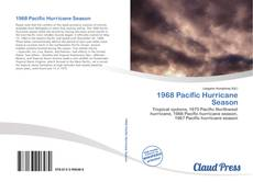 Capa do livro de 1968 Pacific Hurricane Season