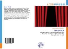 Couverture de Jerry Bock
