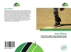Bookcover of Artie Wilson