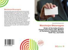 Buchcover von Mancherjee Bhownagree