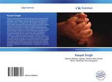Borítókép a  Karpal Singh - hoz