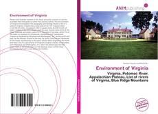 Copertina di Environment of Virginia
