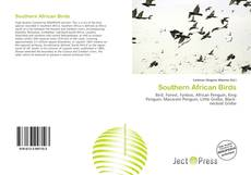 Portada del libro de Southern African Birds