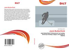 Bookcover of Jack Butterfield