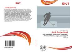 Couverture de Jack Butterfield