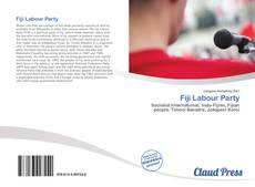 Capa do livro de Fiji Labour Party