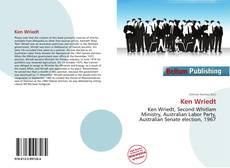 Обложка Ken Wriedt