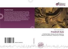 Bookcover of Friedrich Katz