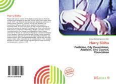 Buchcover von Harry Sidhu