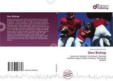 Buchcover von Don Bishop