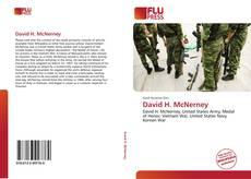 Bookcover of David H. McNerney