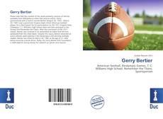 Bookcover of Gerry Bertier
