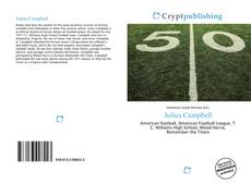 Bookcover of Julius Campbell